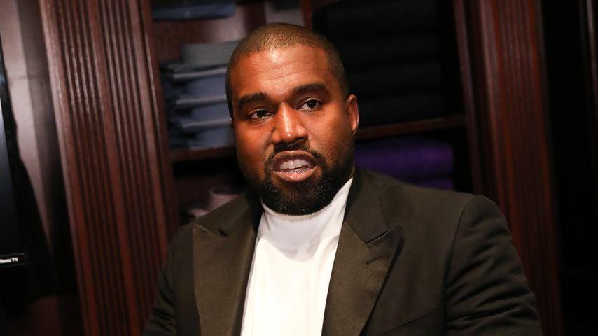 Kanye West im Jahr 2019