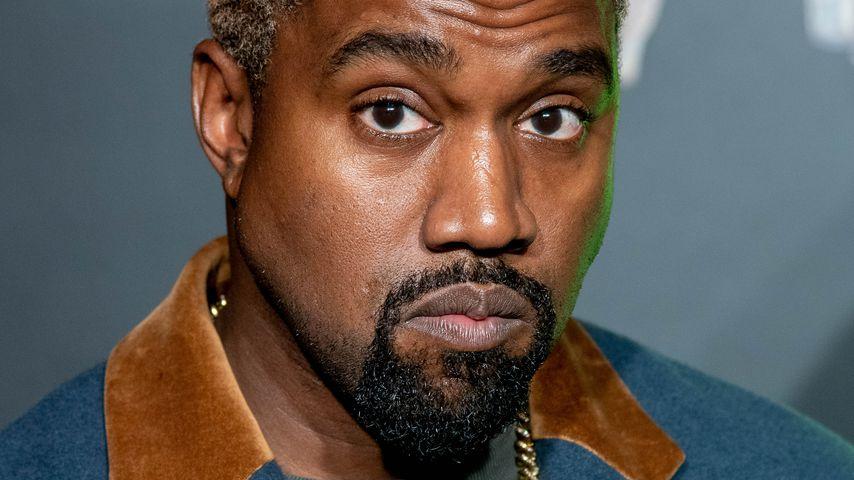 Kanye West im Dezember 2018