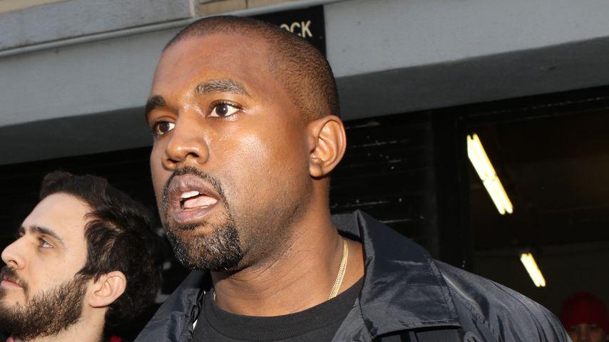 Nach Blac & Scott: Auch Kanye West wurde ausgeraubt!