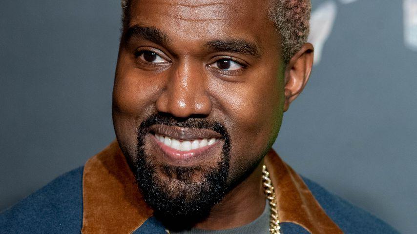 Stiefvater ganz stolz: Kanye West war als Kind ein Genie!