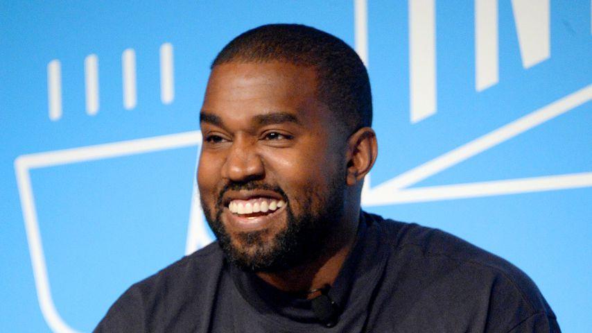 Kanye West im November 2019 in New York City