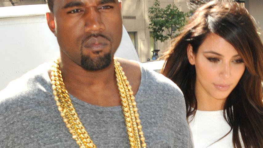 Kanye West: Kim soll mit Reality-TV Schluss machen