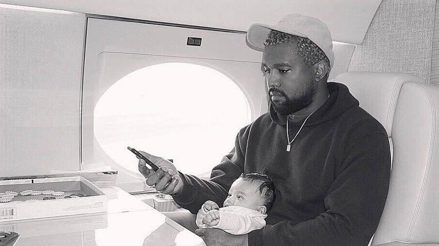 Weil er Chi so komisch hielt: Kanye West kassiert Shitstorm