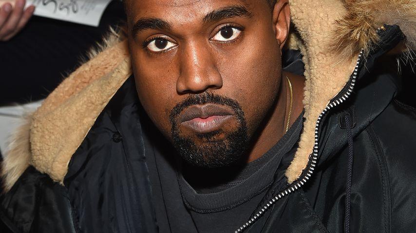"""Kanye West rastet aus: """"Ich hatte nie einen Finger im Po!"""""""