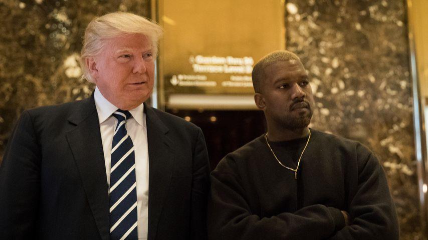 Von Drucker eingeklemmt: Kanyes Mitarbeiter schwer verletzt!