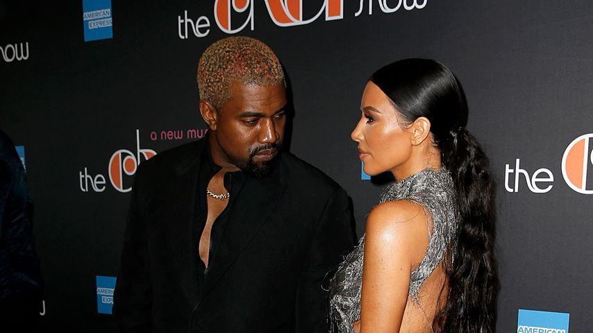 5 Jahre vor Dating: Kanye lud Kim Kardashian 2007 zu Gig ein