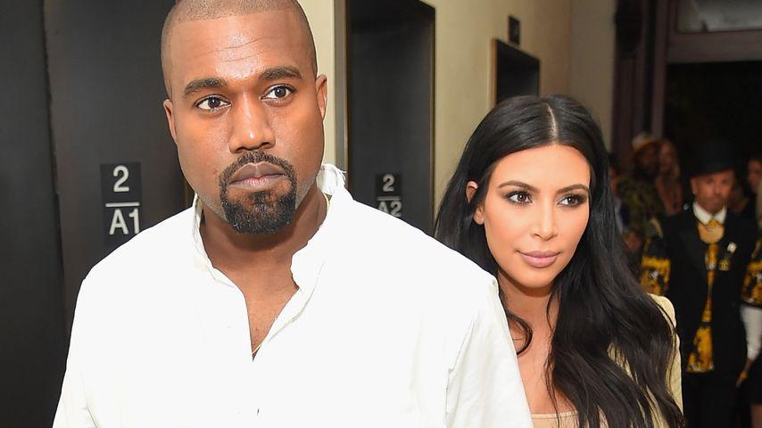 1. Ehejahr vorbei: Kim Kardashian schwelgt in Erinnerungen