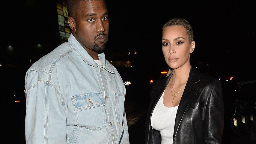 Kanye West & Kim K.: Darum lächeln sie nie auf Fotos!