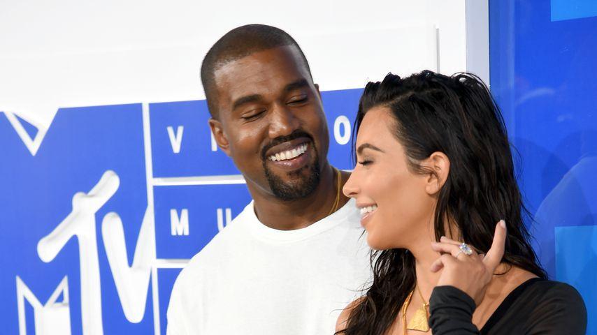 """""""Magnetisch angezogen"""": So süß schwärmt Kanye von seiner Kim"""
