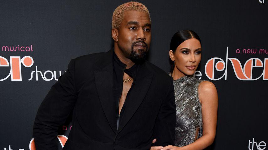 Geburtstagsüberraschung: Kanye spendete in Kims Namen Geld!