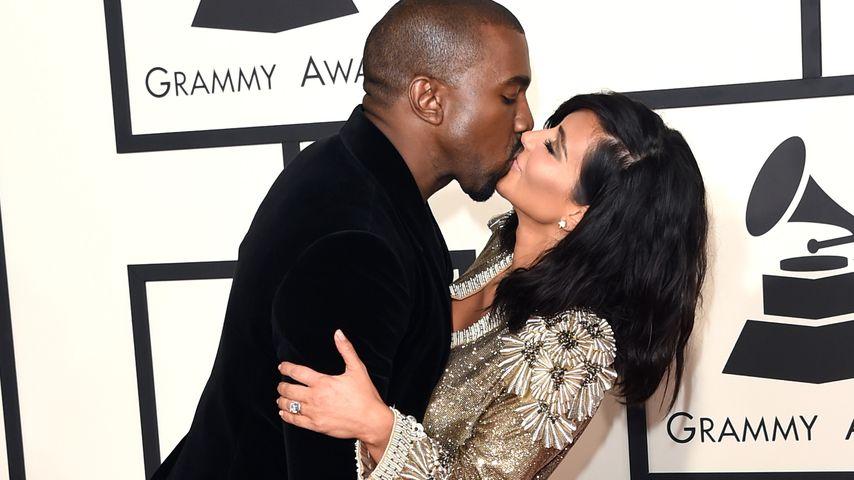 Schon wieder: Drehen Kim & Kanye etwa Sex-Tapes?