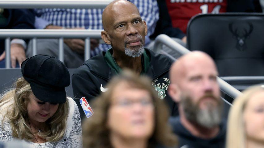 Kareem Abdul-Jabbar, ehemaliger NBA-Star