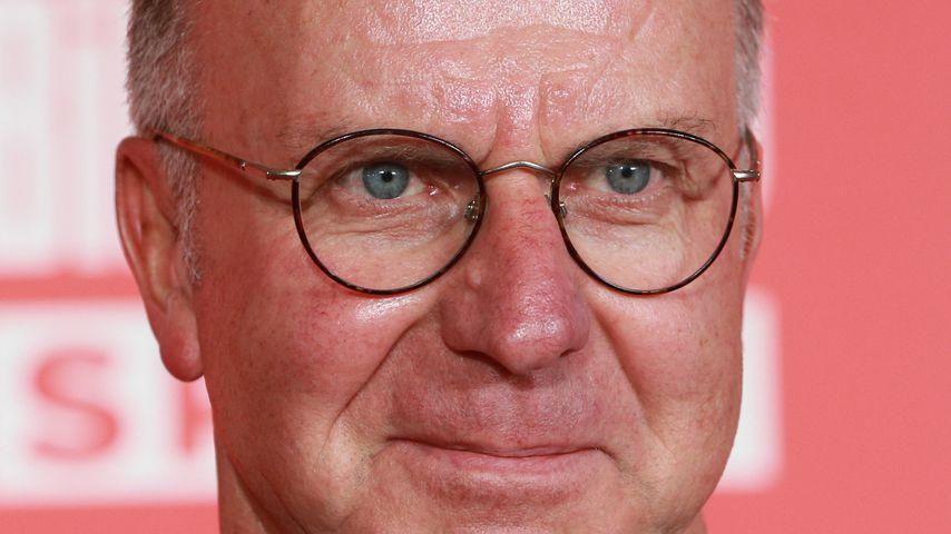 Karl-Heinz Rummenigge in Berlin, 2018