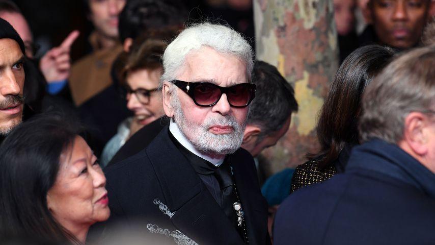Fashion-Welt erschüttert: Karl Lagerfeld (85) ist gestorben!