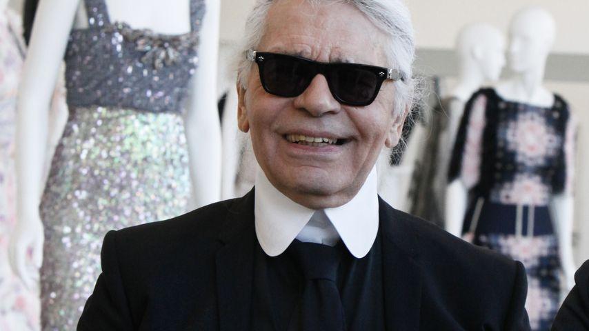 Bald auch in den USA: Wird Karl Lagerfeld zum Ami-Modezar?