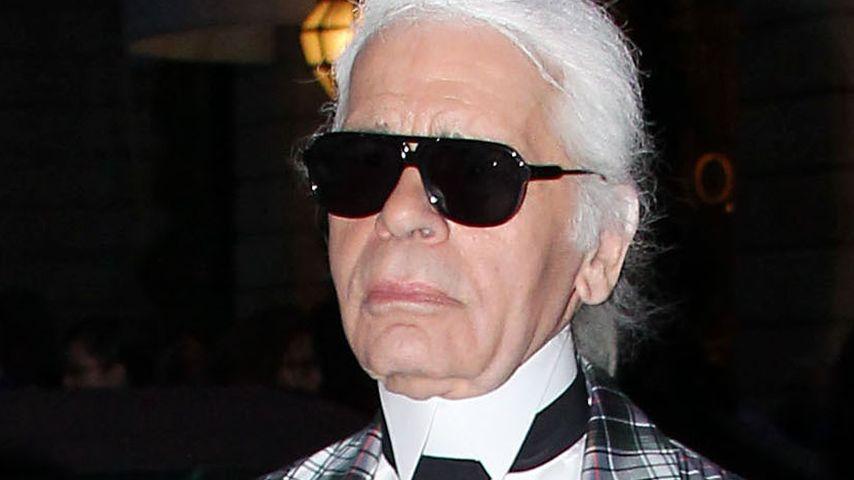 Karl Lagerfeld: Feiert er seinen 80. Geburtstag?