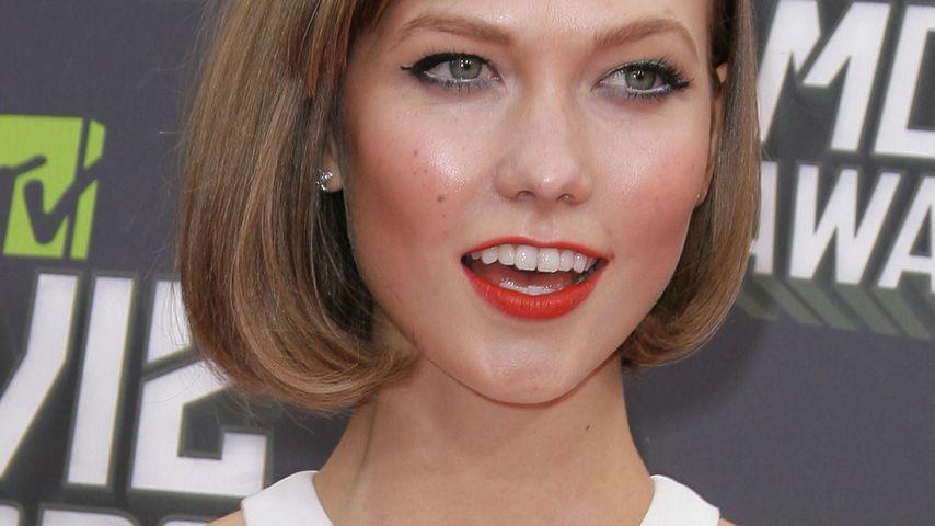 Elegant! So stylt Karlie Kloss den Red-Carpet-Bob