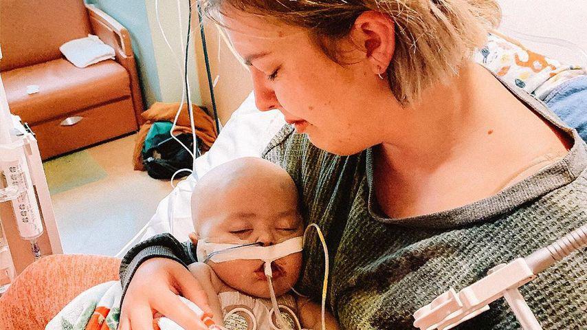 Sohn von Influencerin stirbt mit zwei Jahren an Leukämie