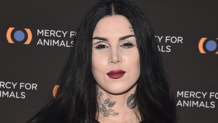"Kat Von D auf der ""Mercy For Animals""-Gala 2019 in Los Angeles"