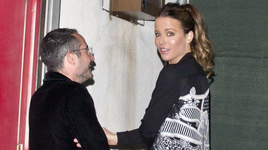 Über Pete Davidson hinweg: Kate Beckinsale küsst bei Date!