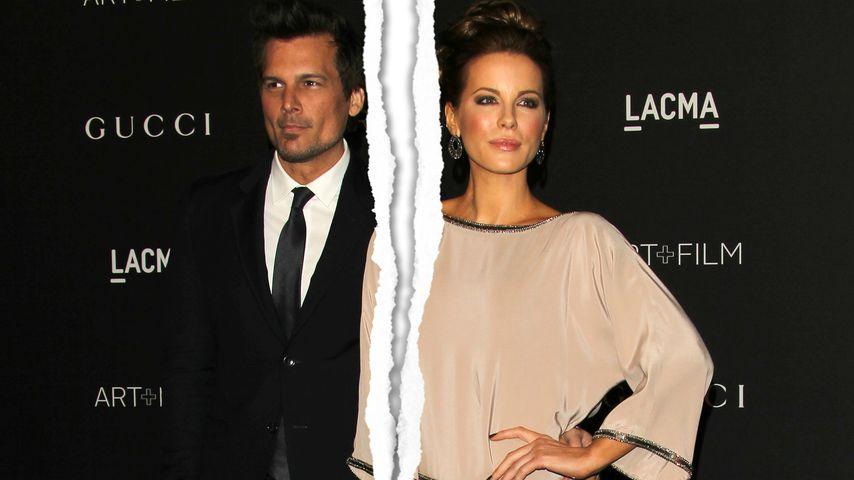 Ehe zerbrochen! Kate Beckinsale & Len Wiseman sind getrennt