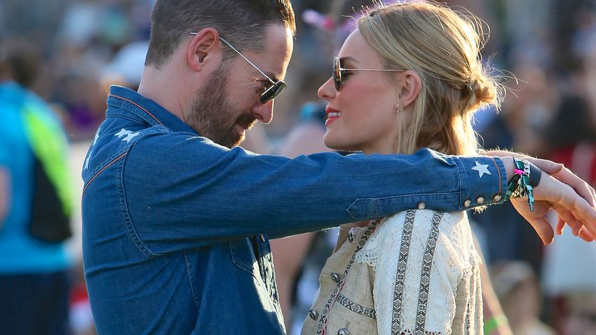 Michael Polish und Kate Bosworth beim Coachella-Festival