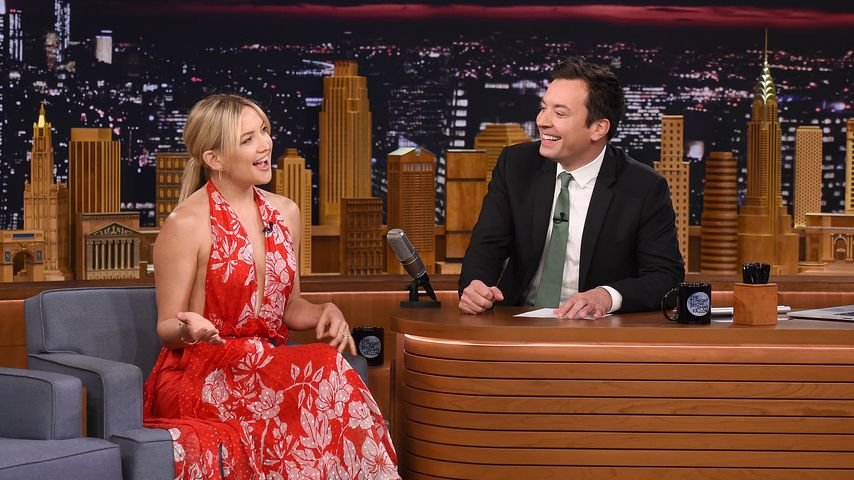 Jimmy Fallon landete bei Kate Hudson in der Friendzone!