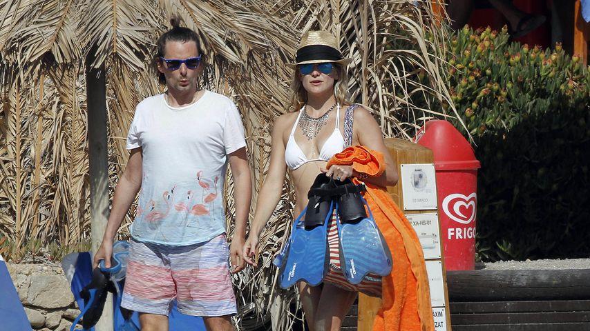 Krach? Kate Hudson & Matt verstehen sich blendend