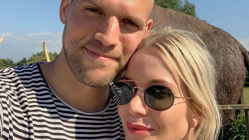 Kate Lawler und ihr Partner Martin