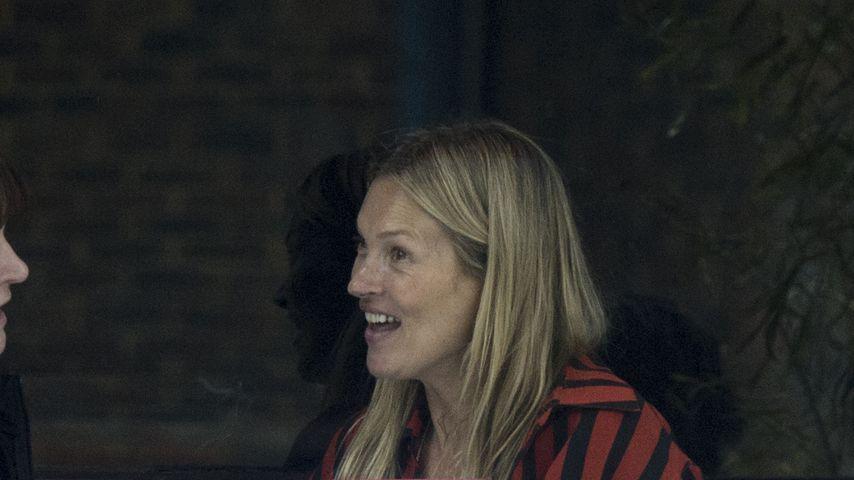 Kate Moss in London im April 2019