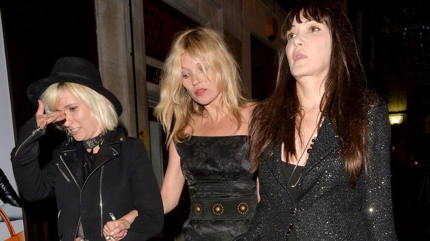 Grund zur Sorge? Kate Moss ist schon wieder total betrunken!