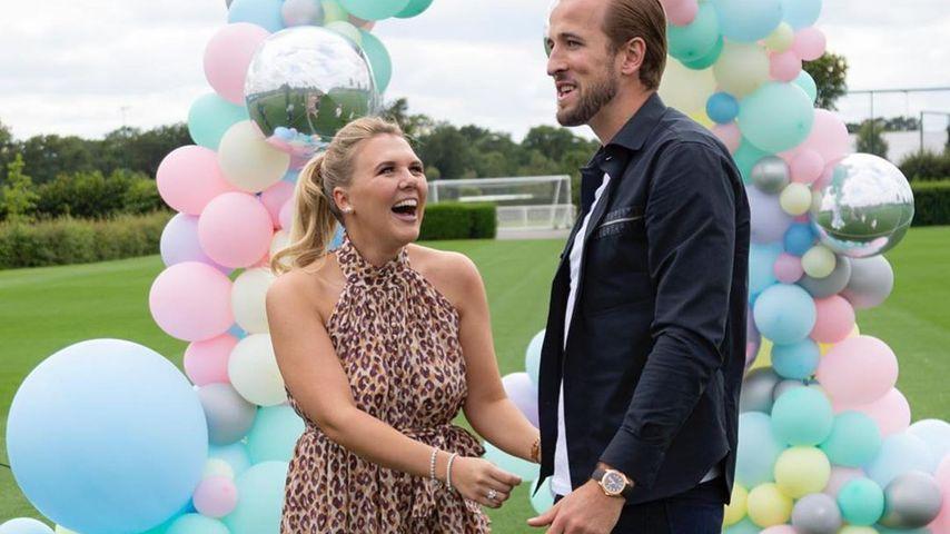 Kate und Harry Kane im Juli 2020
