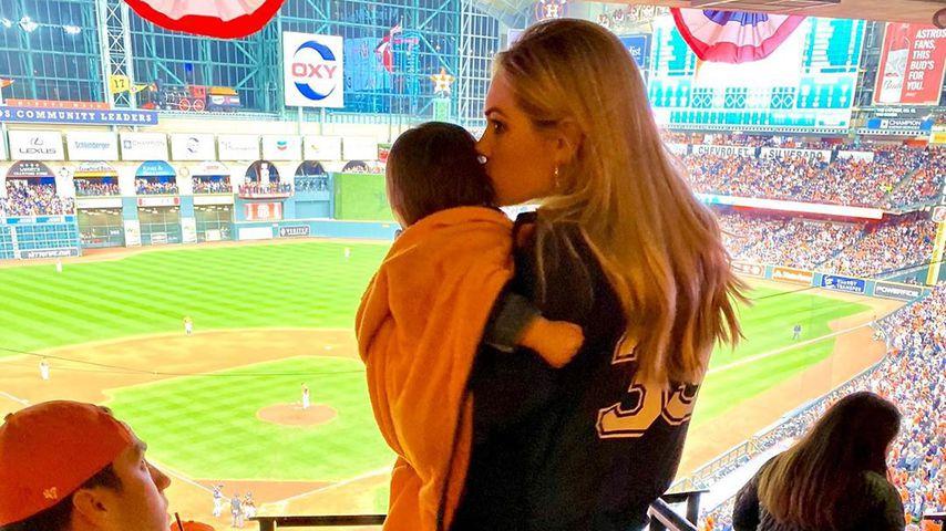 Kate Upton und ihre Tochter Genevieve