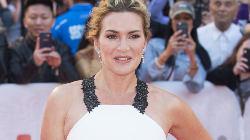 "Kate Winslet bei der Premiere ihres Films ""The Mountain Between Us"" in Toronto"
