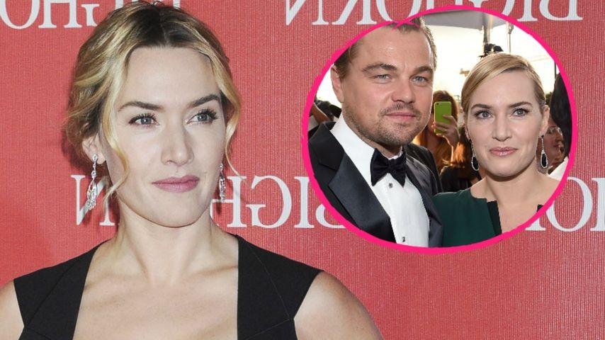 """Kate Winslet: """"Titanic""""-Hype um sie und Leo ist unglaublich!"""