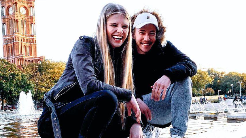 Sind BTN-Katharina und Jakob auch privat beste Freunde?