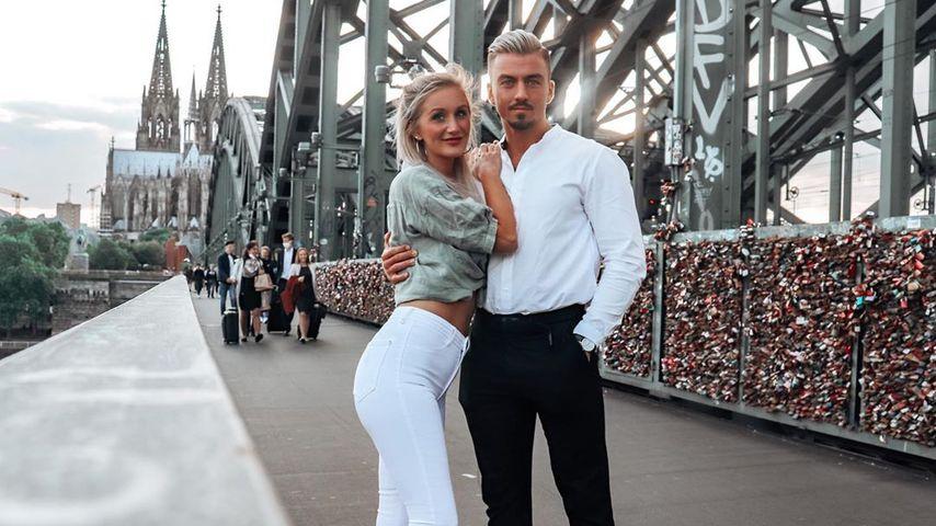 Katharina Wagener und Kevin Yanik