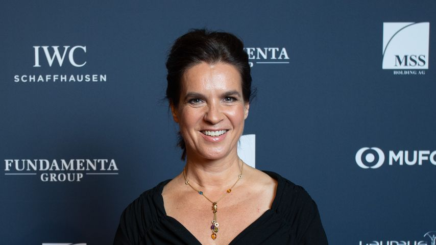 Katarina Witt bei der Laureus Charity Night 2018