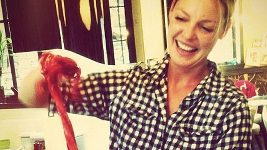 Im Blutrausch: Katherine Heigl mit Gedärmen!