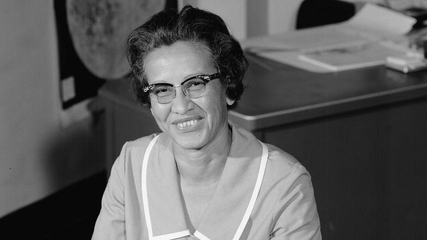 NASA-Mathematikerin Katherine Johnson in Langley 1966