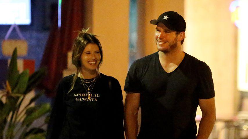 Chris Pratt scherzt über Katherines Schwangerschaftsgelüste