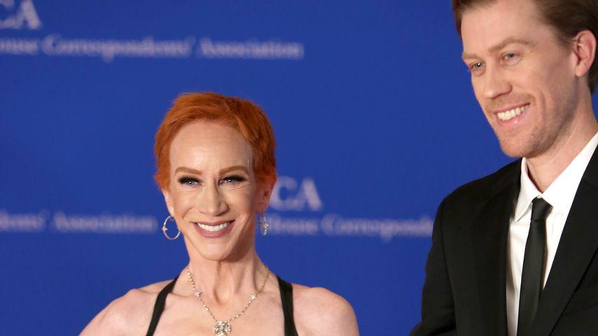 Kathy Griffin und Randy Bick