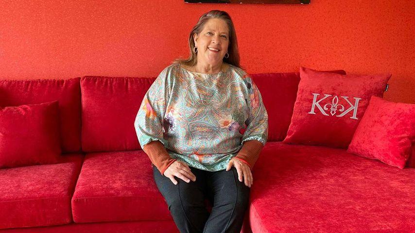 Kathy Kelly im Mai 2020