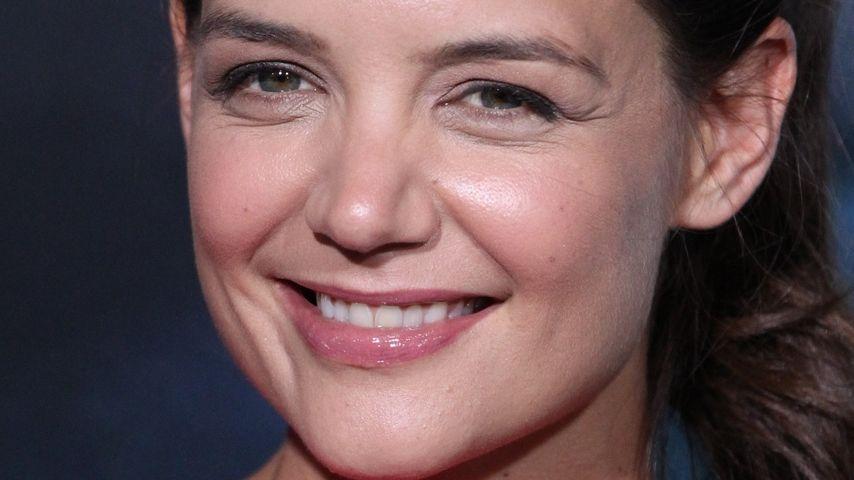 Dank Suri: Katie Holmes klärt über Brustkrebs auf