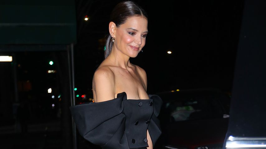 Katie Holmes in New York City 2020