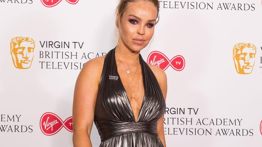 Katie Piper im Mai 2018