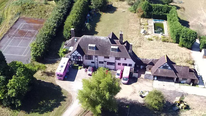 Katie Price Anwesen in Sussex
