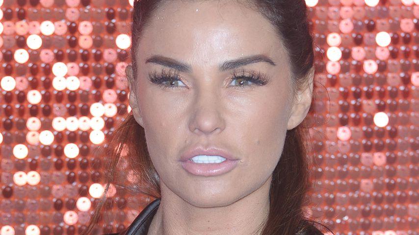 Katie Price bei der ITV Gala in London