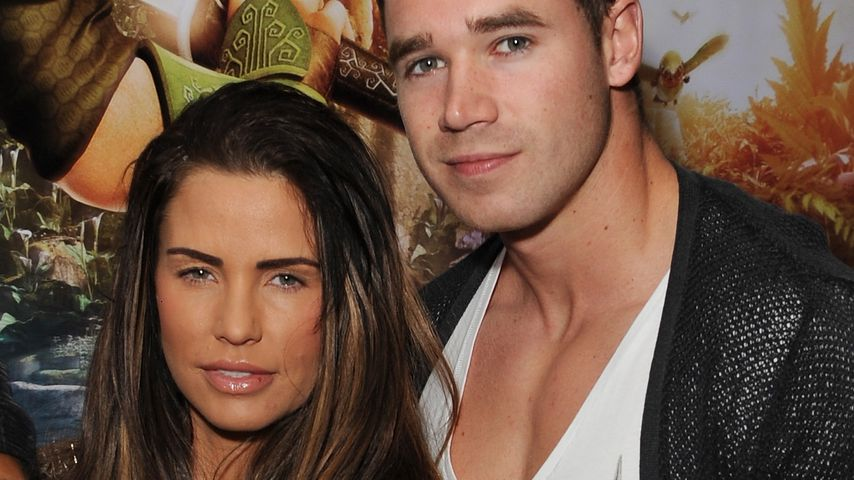 Katie Price und Kieran Hayler im Mai 2013 in London