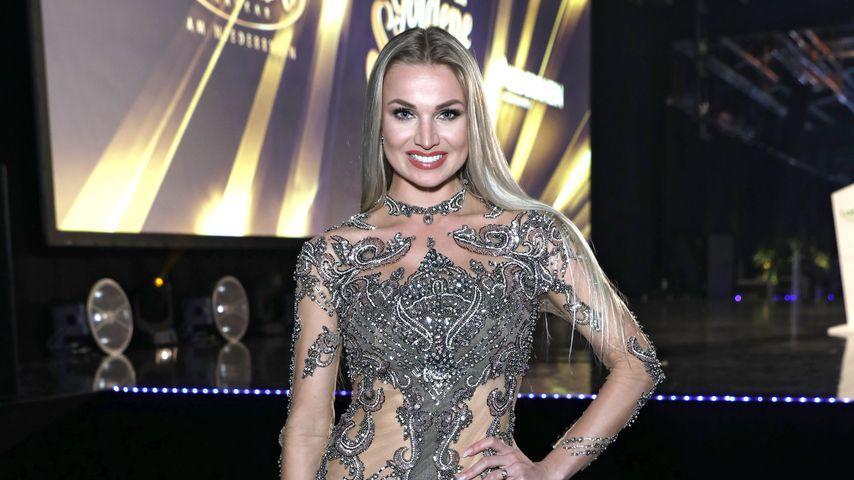 Katja Kalugina bei der Preisverleihung Goldene Sonne 2019